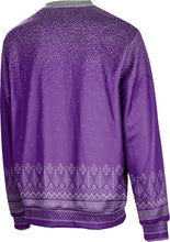 Load image into Gallery viewer, Weber State University: Unisex Ugly Holiday Sweater - Blizzard