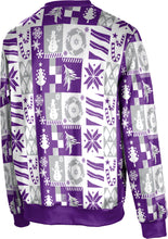 Load image into Gallery viewer, Weber State University: Unisex Ugly Holiday Sweater - Wrap