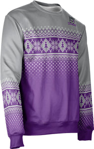 Weber State University: Unisex Ugly Holiday Sweater - Rejoice