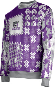 Weber State University: Unisex Ugly Holiday Sweater - Tradition