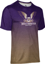 Load image into Gallery viewer, Westminster College: Boys' T-shirt - Ombre