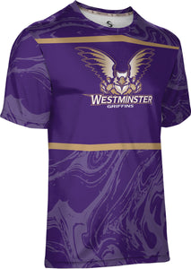 Westminster College: Boys' T-shirt - Ripple