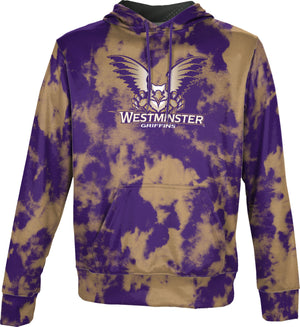 Westminster College: Boys' Pullover Hoodie - Grunge