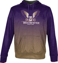 Load image into Gallery viewer, Westminster College: Boys' Pullover Hoodie - Ombre