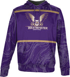 Westminster College: Men's Pullover Hoodie - Ripple