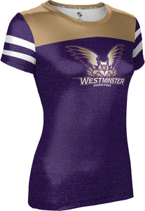 Westminster College: Girls' T-shirt - Game Day