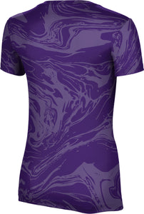 Westminster College: Girls' T-shirt - Ripple