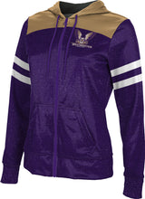 Load image into Gallery viewer, Westminster College: Girls' Full Zip Hoodie - Game Day