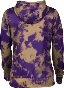 Westminster College: Girls' Full Zip Hoodie - Grunge