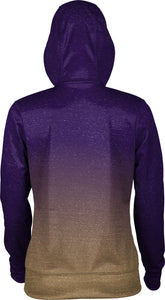 Westminster College: Women's Full Zip Hoodie - Ombre