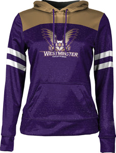 Westminster College: Girls' Pullover Hoodie - Game Day