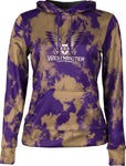 Westminster College: Women's Pullover Hoodie - Grunge