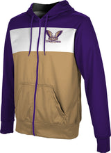 Load image into Gallery viewer, Westminster College: Boys' Full Zip Hoodie - Prime