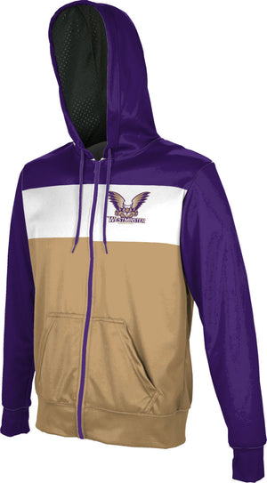 Westminster College: Boys' Full Zip Hoodie - Prime