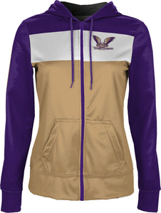 Westminster College: Girls' Full Zip Hoodie - Prime