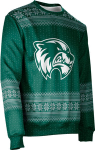 Utah Valley University: Unisex Ugly Holiday Sweater - Chill