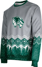 Load image into Gallery viewer, Utah Valley University: Unisex Ugly Holiday Sweater - Frosty
