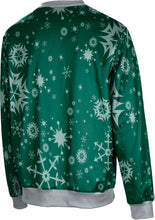 Load image into Gallery viewer, Utah Valley University: Unisex Ugly Holiday Sweater - Snow Globe