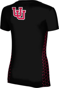University of Utah: Women's T-shirt - Geometric