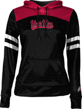 Load image into Gallery viewer, University of Utah: Girls' Pullover Hoodie - Game Time