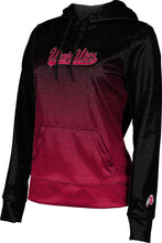 Load image into Gallery viewer, University of Utah: Women's Pullover Hoodie - Gradient