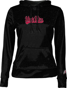 University of Utah: Girls' Pullover Hoodie - Heather