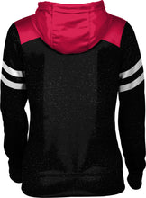Load image into Gallery viewer, University of Utah: Girls' Full Zip Hoodie - Game Time
