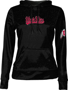University of Utah: Women's Pullover Hoodie - Heathered