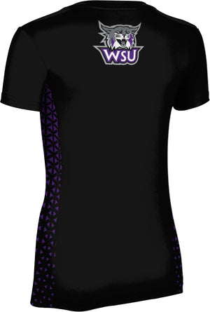 Weber State University: Women's T-shirt - Geometric