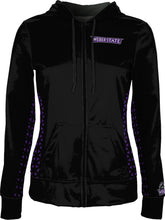Load image into Gallery viewer, Weber State University: Women's Full Zip Hoodie - Geometric