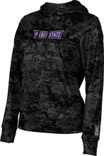 Load image into Gallery viewer, Weber State University: Girls' Pullover Hoodie - Digital