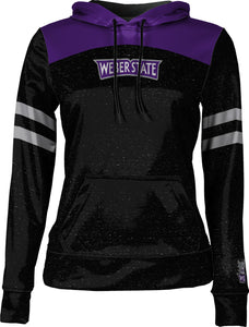 Weber State University: Girls' Pullover Hoodie - Game time