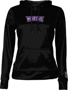 Weber State University: Girls' Pullover Hoodie - Geometric
