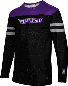 Weber State University: Men's Long Sleeve Tee - Gameday