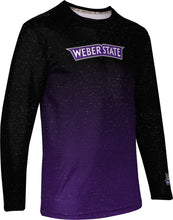 Load image into Gallery viewer, Weber State University: Men's Long Sleeve Tee - Gradient