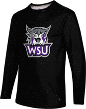 Load image into Gallery viewer, Weber State University: Men's Long Sleeve Tee - Heathered