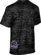 Load image into Gallery viewer, Weber State University: Men's T-shirt - Digi Camo