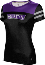 Load image into Gallery viewer, Weber State University: Women's T-shirt - Game time