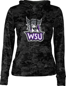 Weber State University: Women's Pullover Hoodie - Digital