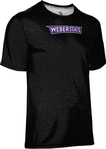 Weber State University: Boys' T-shirt - Heathered