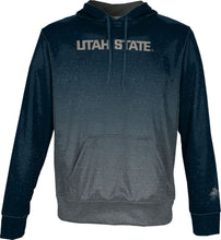 Load image into Gallery viewer, Utah State University: Men's Pullover Hoodie - Gradient
