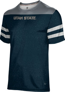 Utah State University: Boys' T-shirt - Game Time