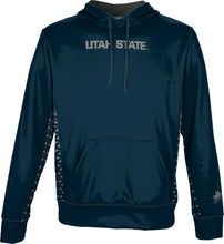 Load image into Gallery viewer, Utah State University: Boys' Pullover Hoodie - Geometric