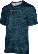 Load image into Gallery viewer, Utah State University: Boys' T-shirt - Digital