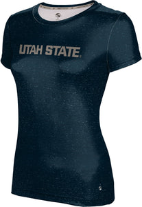 Utah State University: Women's T-shirt - Heather