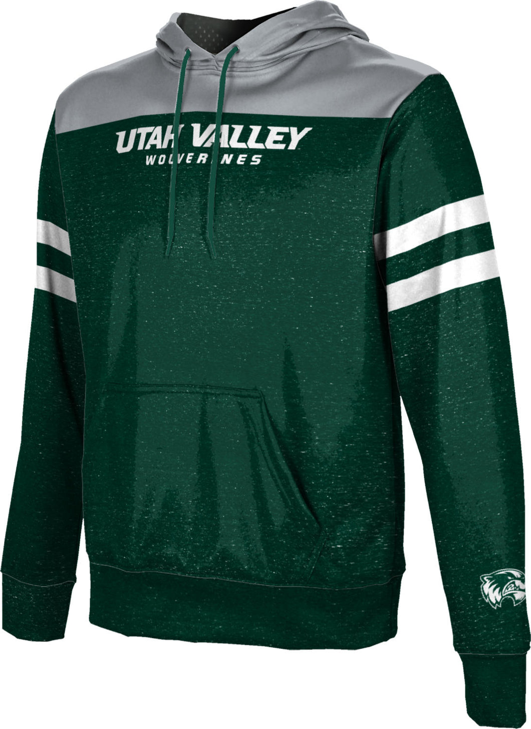 Utah Valley University: Men's Pullover Hoodie - Game Day