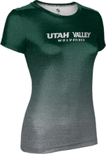 Load image into Gallery viewer, Utah Valley University: Women's T-shirt - Gradient