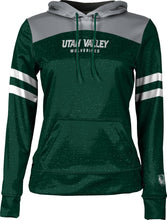 Load image into Gallery viewer, Utah Valley University: Girls' Pullover Hoodie - Game Day