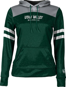 Utah Valley University: Women's Pullover Hoodie - Game Day