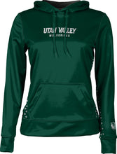 Load image into Gallery viewer, Utah Valley University: Girls' Pullover Hoodie - Geometric